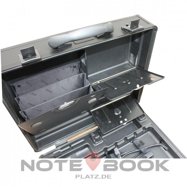 systemkoffer dicota koffer mit laptop und drucker dicota pr ffkoffer. Black Bedroom Furniture Sets. Home Design Ideas