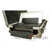 Kofferlösung ! Laptop mit Drucker im Koffer ! Lenovo T430 mit 8GB Ram und HP 100
