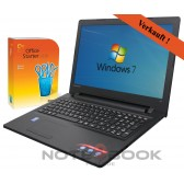 "Lenovo 300 Ideapad  - 15,6"" - Intel - 8GB - 128 SSD  - Windows 7 -Office Starter -NEU"